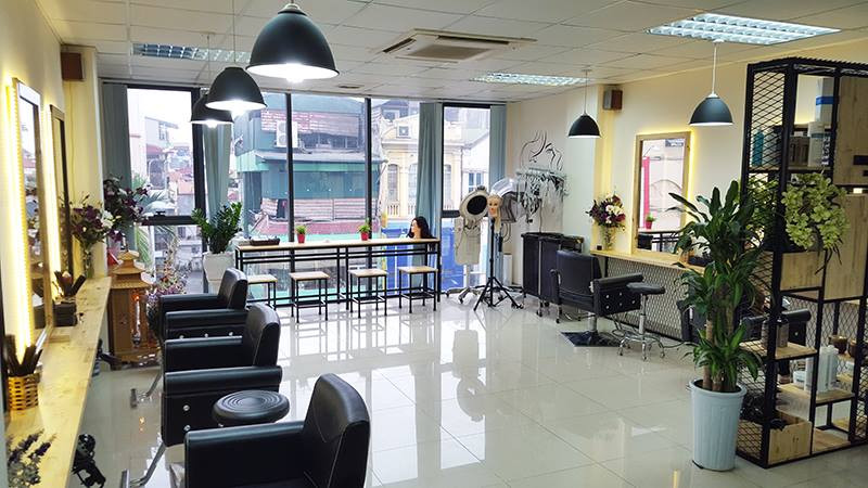 HOÀNG HILLY Beauty Salon 3