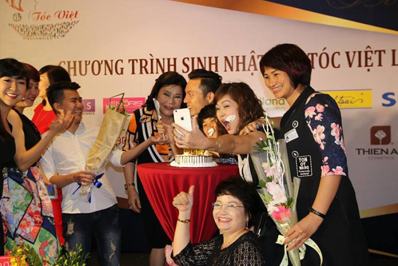 CLB Tóc Việt- Đoàn kết, Kỹ thuật và Thành công 1