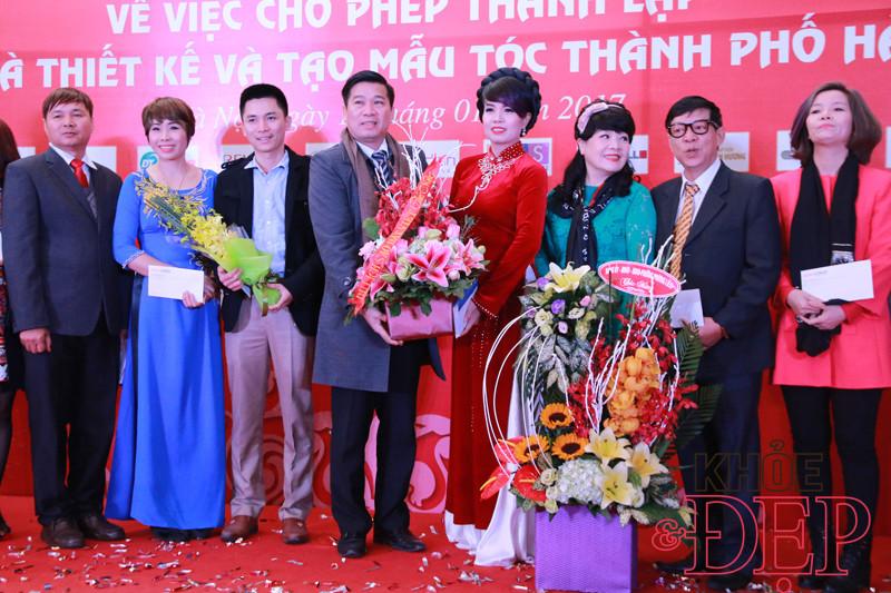 Ra mắt Hội Nhà thiết kế và Tạo mẫu tóc Hà Nội 9