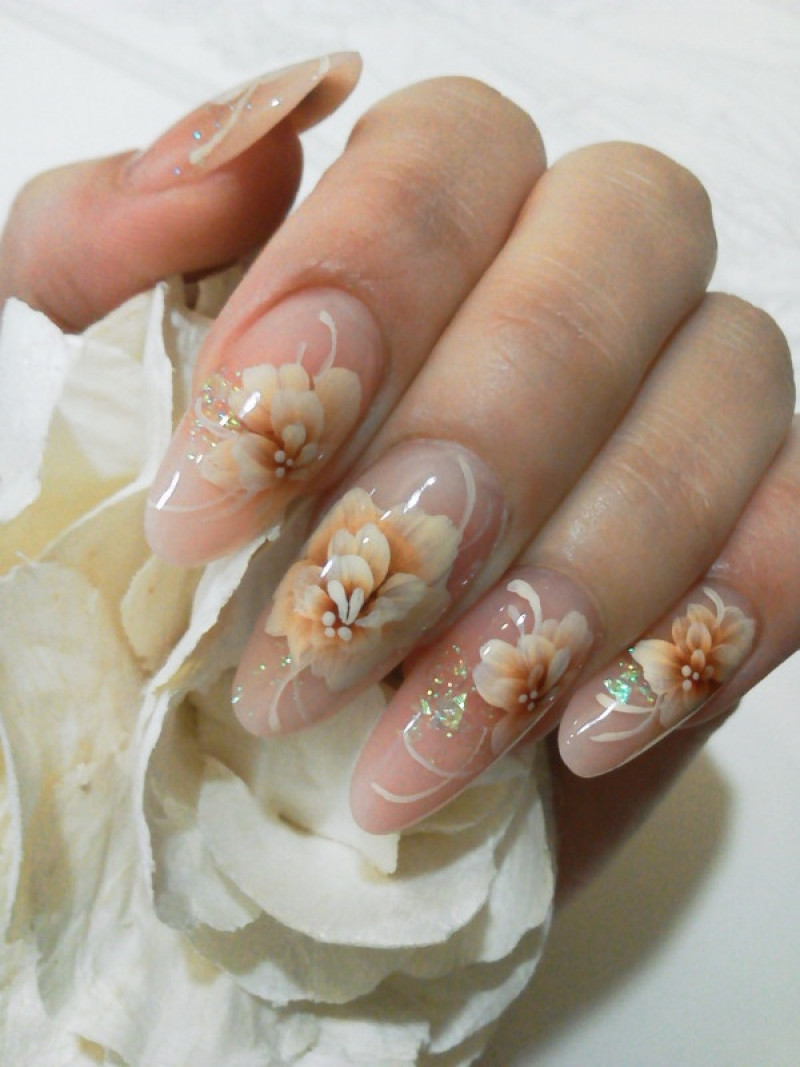 Sang nails / Micro usb fast charge