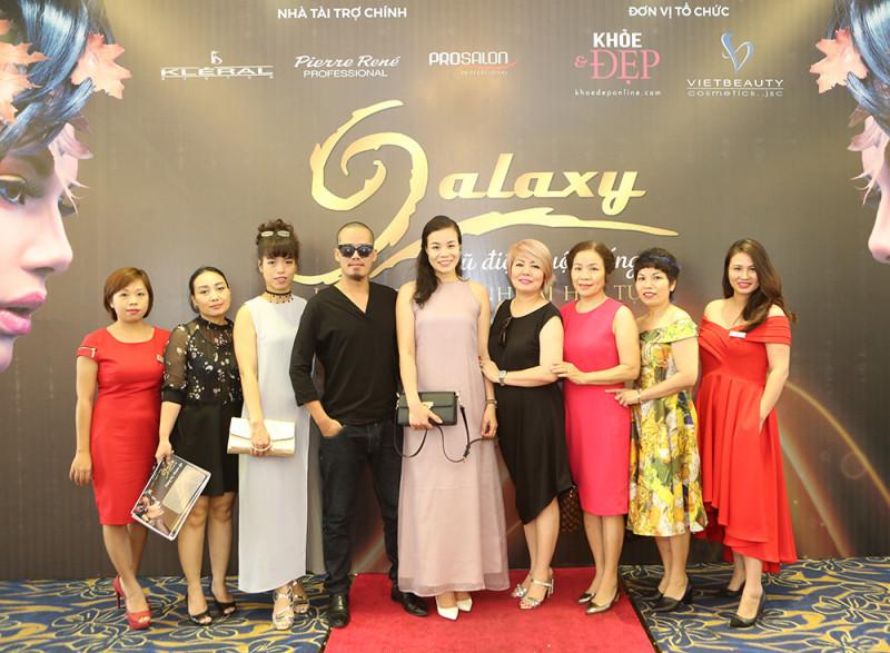Ra mắt Galaxy Festival 2017 - Anh hào hội tụ 2