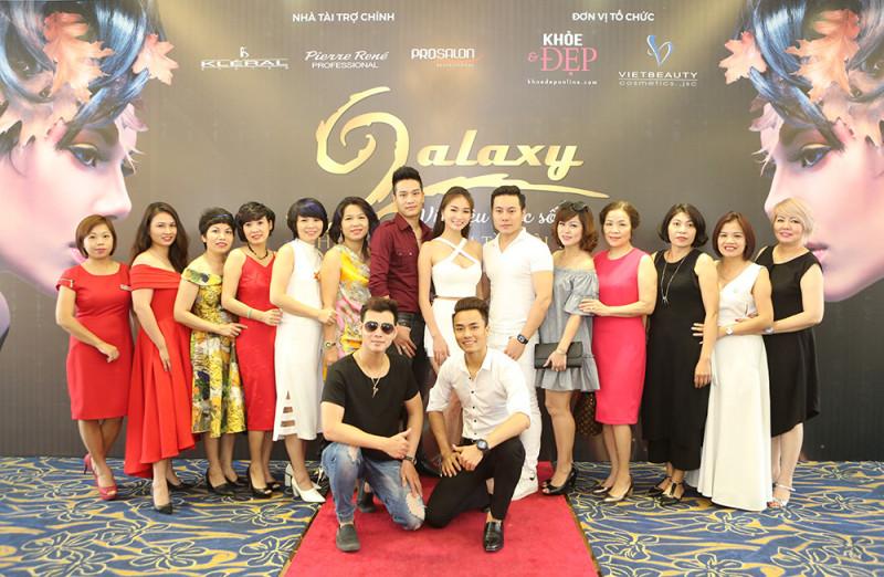 Ra mắt Galaxy Festival 2017 - Anh hào hội tụ 0