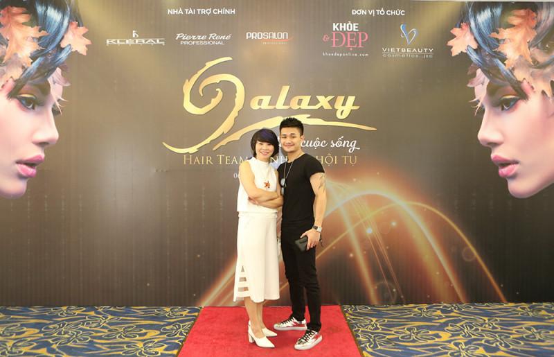Ra mắt Galaxy Festival 2017 - Anh hào hội tụ 4