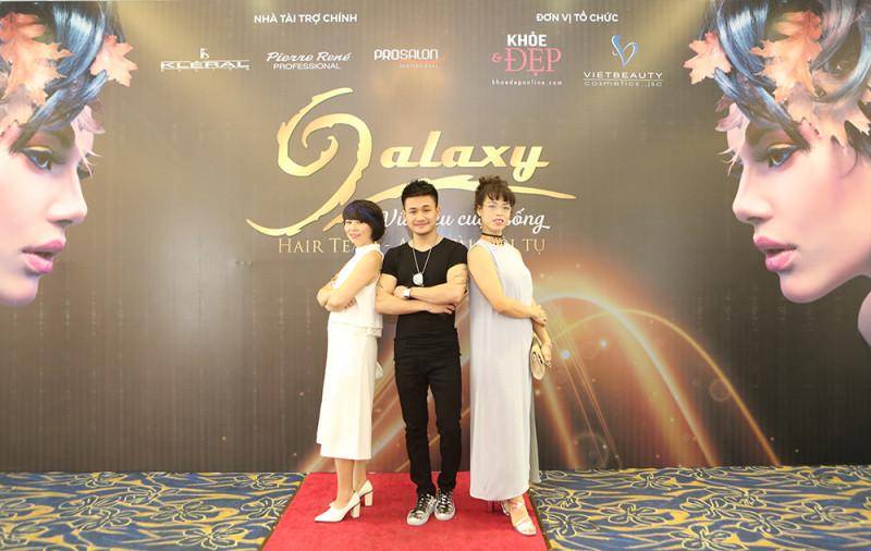 Ra mắt Galaxy Festival 2017 - Anh hào hội tụ 3