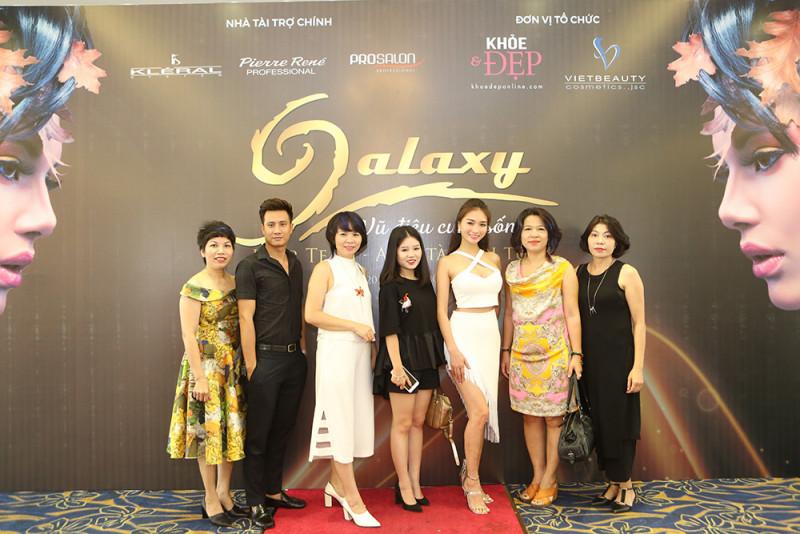 Ra mắt Galaxy Festival 2017 - Anh hào hội tụ 1