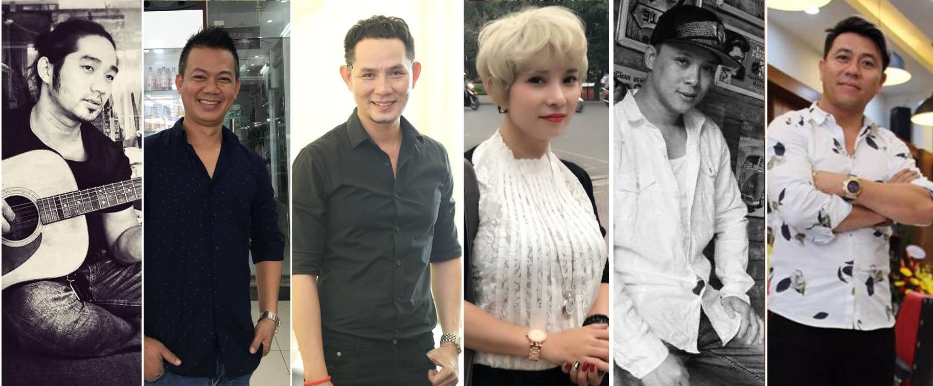 Công bố danh sách thành viên 6 Hairteam của Galaxy Festival - Vũ Điệu Cuộc Sống 2017 2