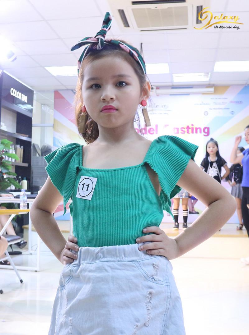 Hair fashion show đầu tiên dành cho người mẫu nhí sẽ là tâm điểm của Galaxy Festival 21