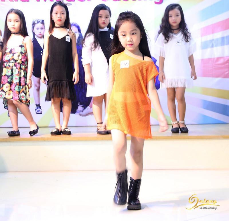 Hair fashion show đầu tiên dành cho người mẫu nhí sẽ là tâm điểm của Galaxy Festival 19