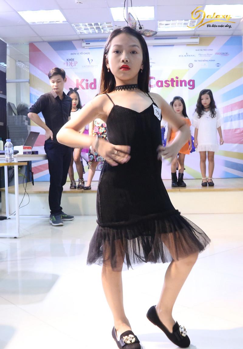 Hair fashion show đầu tiên dành cho người mẫu nhí sẽ là tâm điểm của Galaxy Festival 17