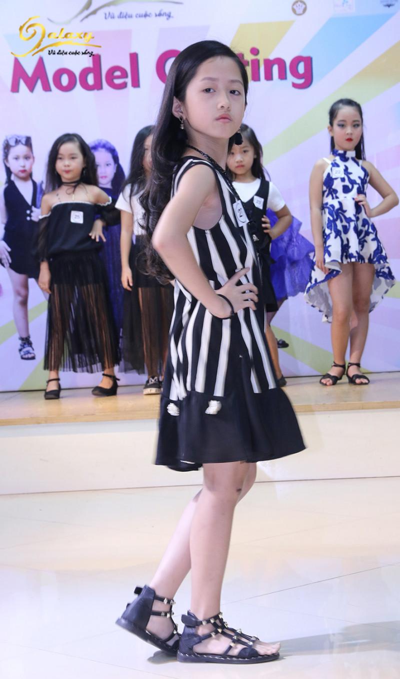 Hair fashion show đầu tiên dành cho người mẫu nhí sẽ là tâm điểm của Galaxy Festival 7