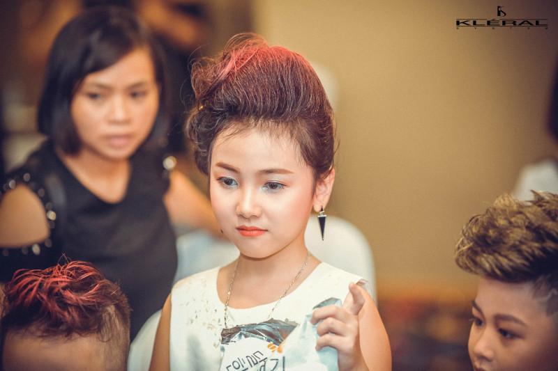 Sự bùng nổ của mẫu nhí với hair show đầu tiên tại Việt Nam 0
