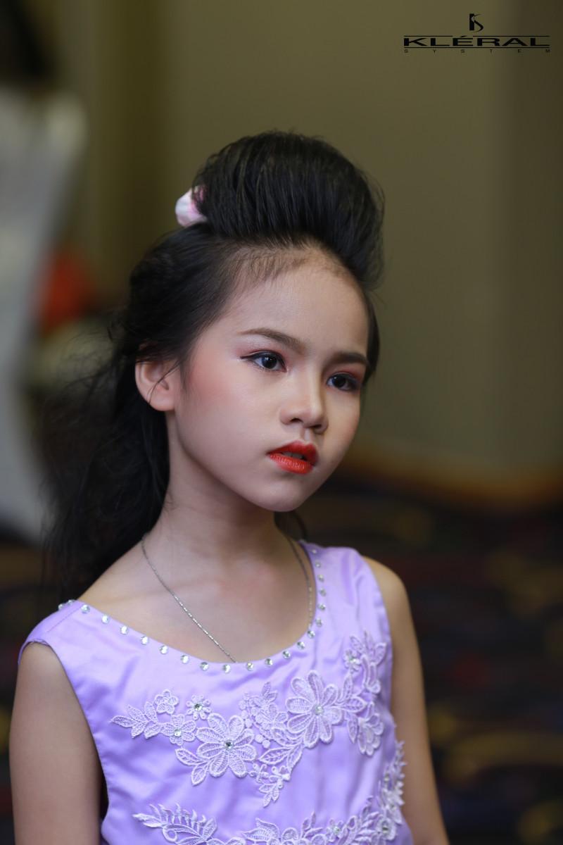 Sự bùng nổ của mẫu nhí với hair show đầu tiên tại Việt Nam 9