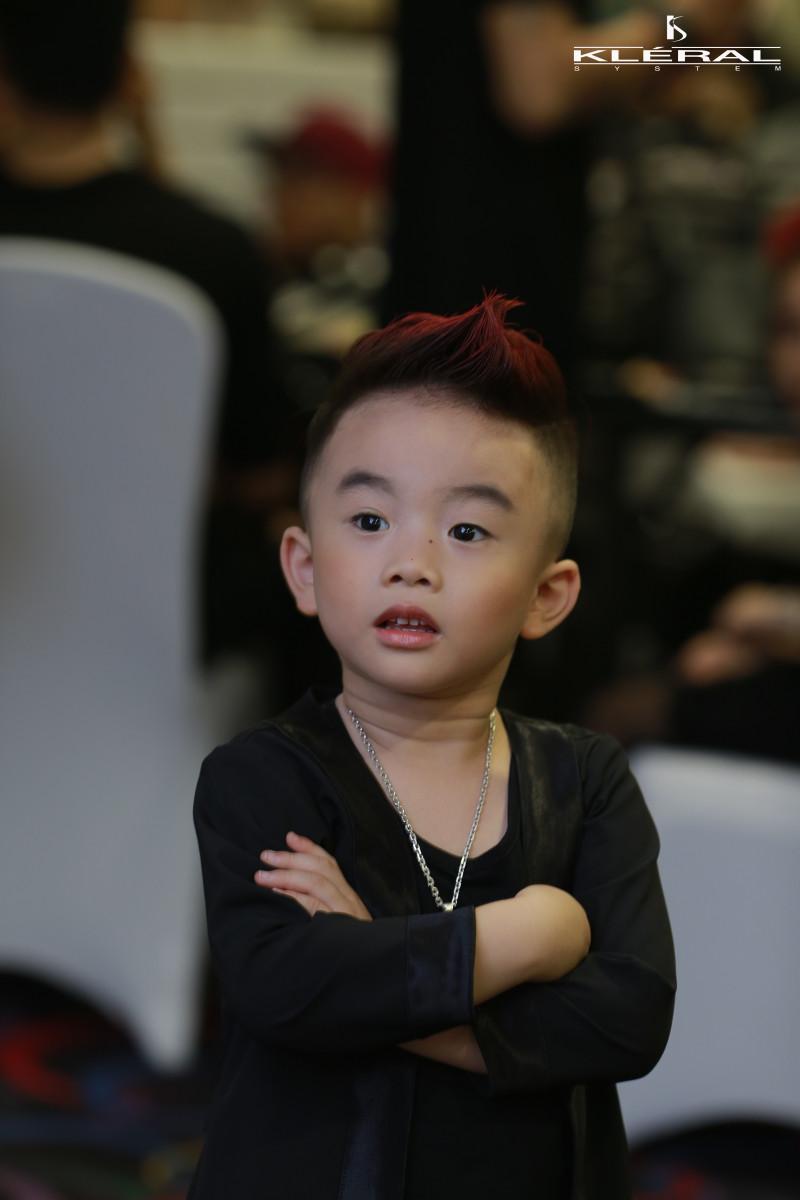 Sự bùng nổ của mẫu nhí với hair show đầu tiên tại Việt Nam 12