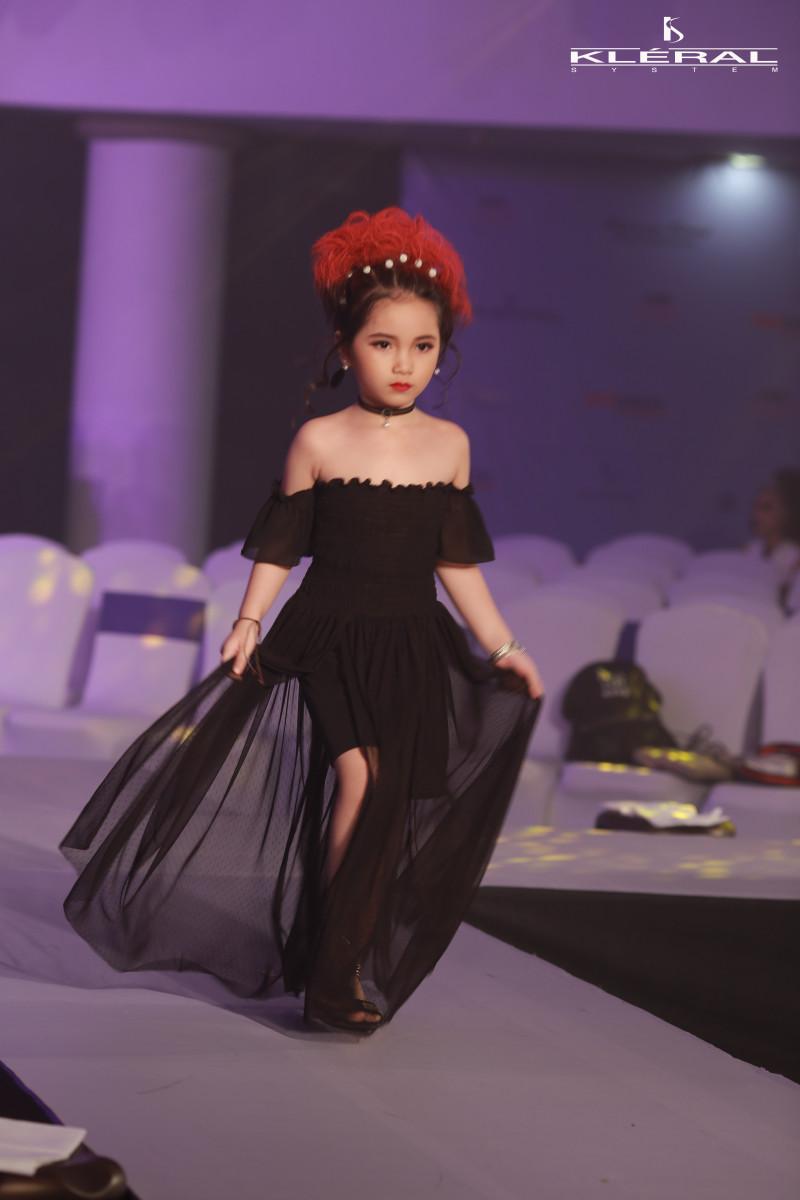 Sự bùng nổ của mẫu nhí với hair show đầu tiên tại Việt Nam 13