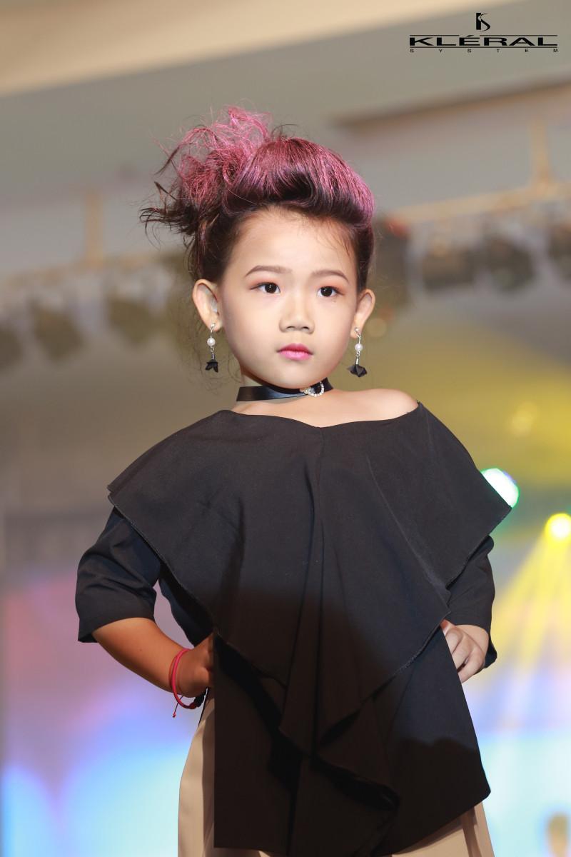 Sự bùng nổ của mẫu nhí với hair show đầu tiên tại Việt Nam 14