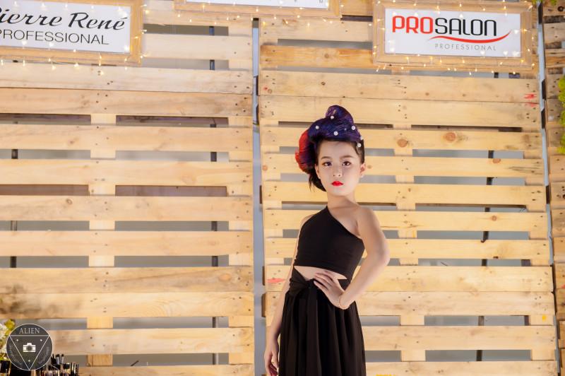 Sự bùng nổ của mẫu nhí với hair show đầu tiên tại Việt Nam 24