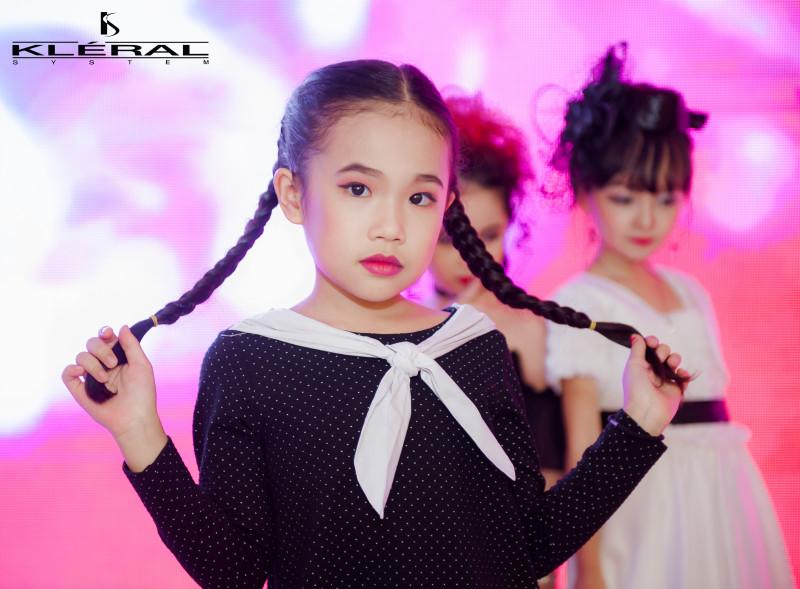 Sự bùng nổ của mẫu nhí với hair show đầu tiên tại Việt Nam 26
