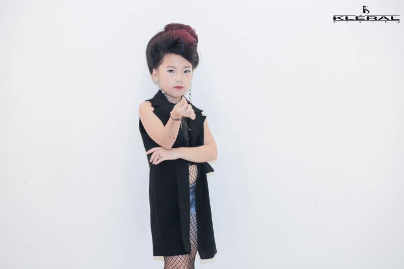 Sự bùng nổ của mẫu nhí với hair show đầu tiên tại Việt Nam 3