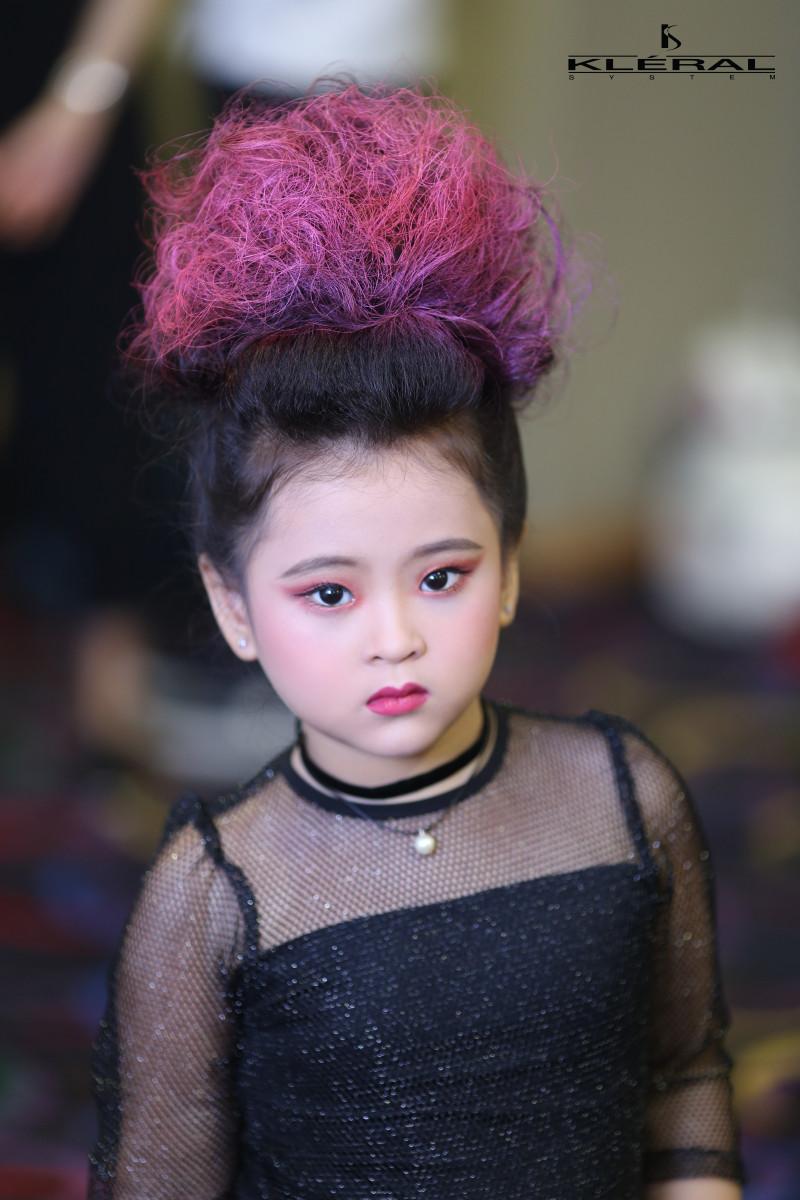 Sự bùng nổ của mẫu nhí với hair show đầu tiên tại Việt Nam 5