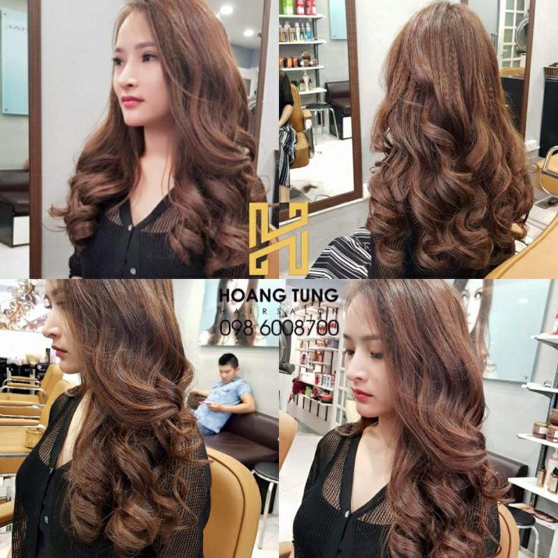 """NTMT Hoàng Tùng: """"Mỗi kiểu tóc là một tác phẩm nghệ thuật"""" 7"""
