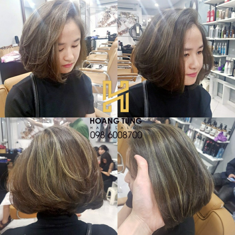 """NTMT Hoàng Tùng: """"Mỗi kiểu tóc là một tác phẩm nghệ thuật"""" 6"""