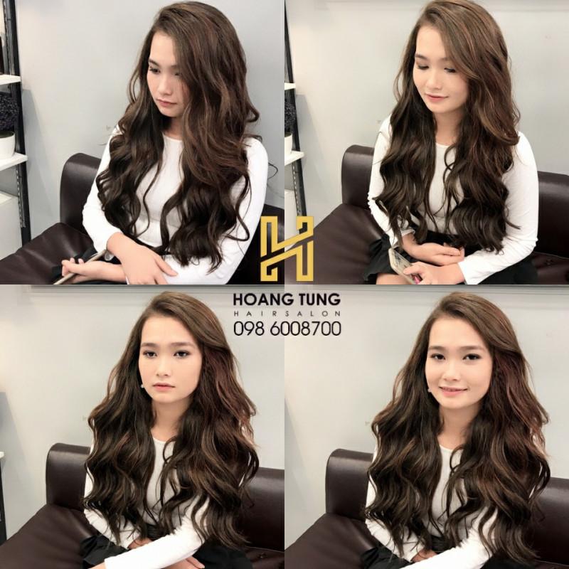 """NTMT Hoàng Tùng: """"Mỗi kiểu tóc là một tác phẩm nghệ thuật"""" 4"""