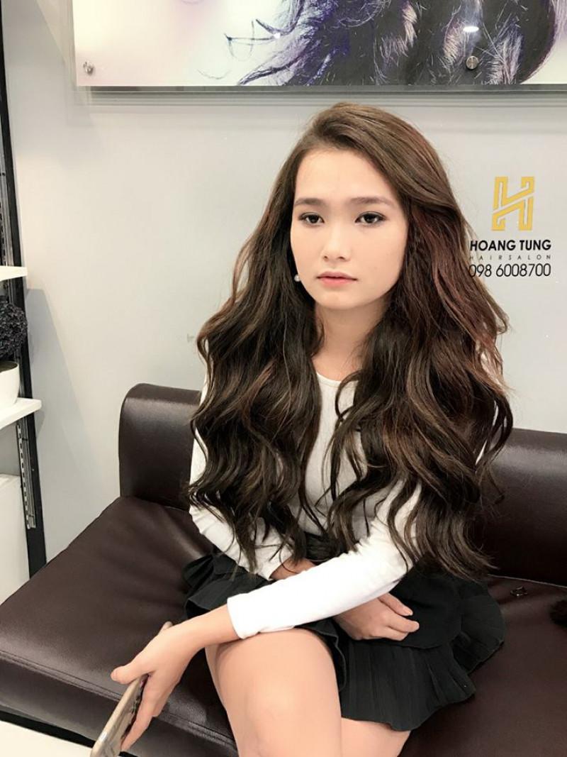 """NTMT Hoàng Tùng: """"Mỗi kiểu tóc là một tác phẩm nghệ thuật"""" 3"""