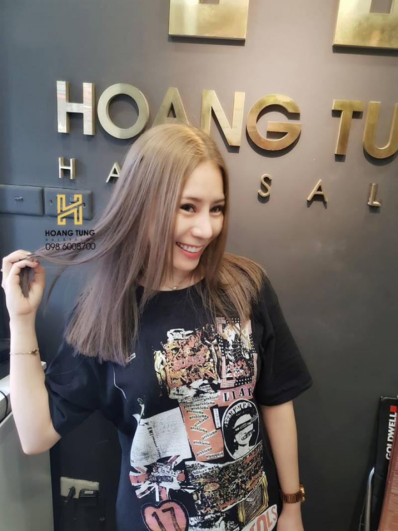 """NTMT Hoàng Tùng: """"Mỗi kiểu tóc là một tác phẩm nghệ thuật"""" 1"""