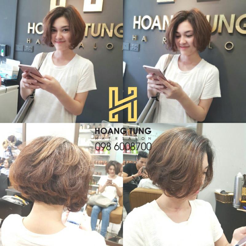 """NTMT Hoàng Tùng: """"Mỗi kiểu tóc là một tác phẩm nghệ thuật"""" 8"""