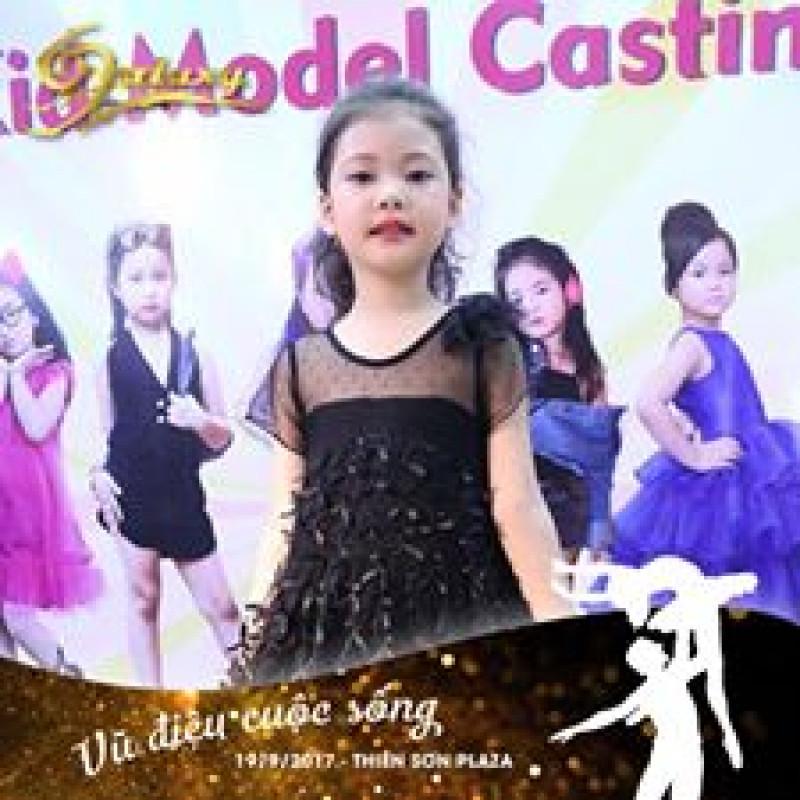 """NTMT Quang Trường: """"Kid Hair Fashion Show thử thách đầy thú vị"""" 32"""