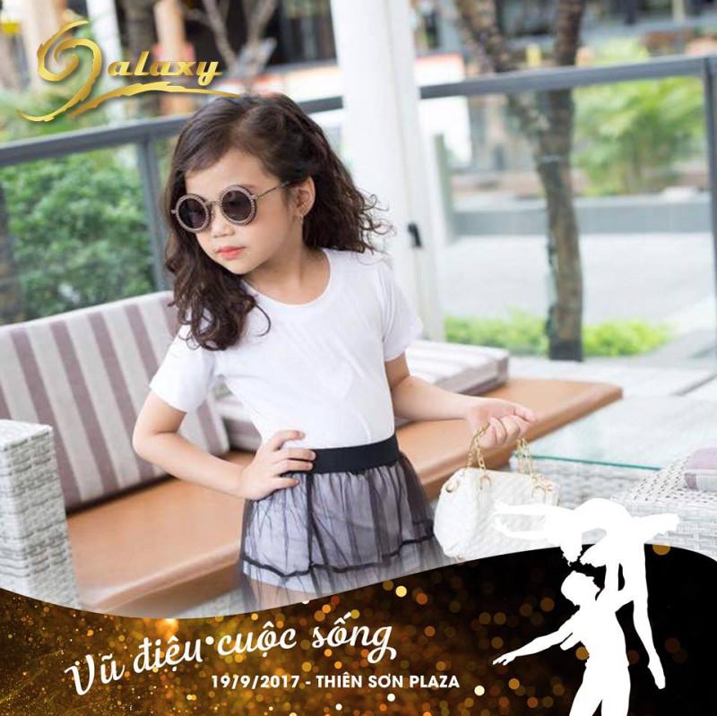 """NTMT Quang Trường: """"Kid Hair Fashion Show thử thách đầy thú vị"""" 18"""