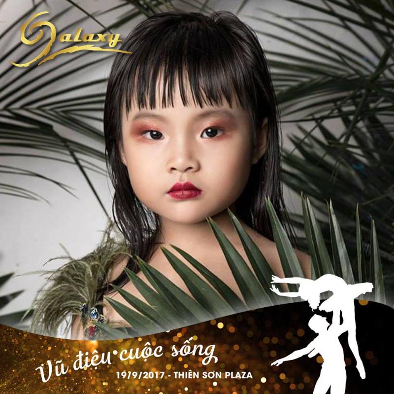 """NTMT Quang Trường: """"Kid Hair Fashion Show thử thách đầy thú vị"""" 17"""
