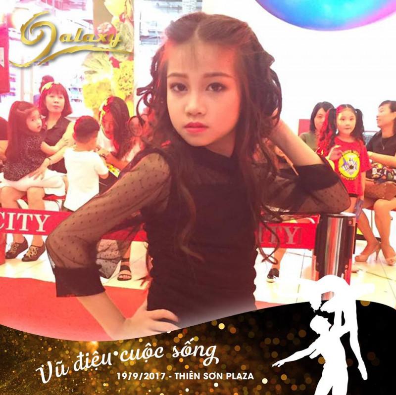 """NTMT Quang Trường: """"Kid Hair Fashion Show thử thách đầy thú vị"""" 7"""