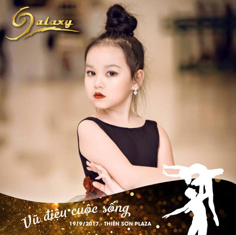 """NTMT Quang Trường: """"Kid Hair Fashion Show thử thách đầy thú vị"""" 5"""