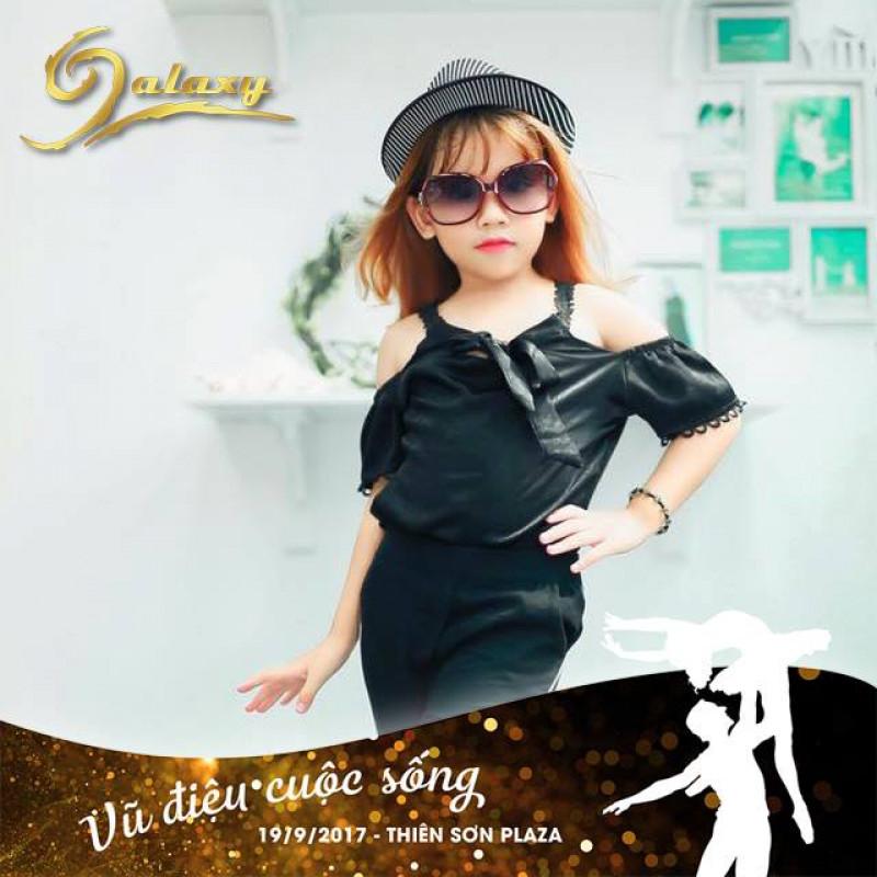 """NTMT Quang Trường: """"Kid Hair Fashion Show thử thách đầy thú vị"""" 1"""