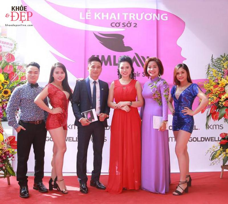 Khai trương Kim Loan beauty salon cơ sở 2 - sông lớn ắt vươn nguồn ra biển cả 10