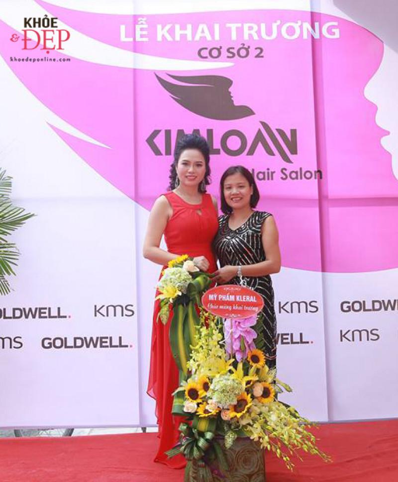 Khai trương Kim Loan beauty salon cơ sở 2 - sông lớn ắt vươn nguồn ra biển cả 1