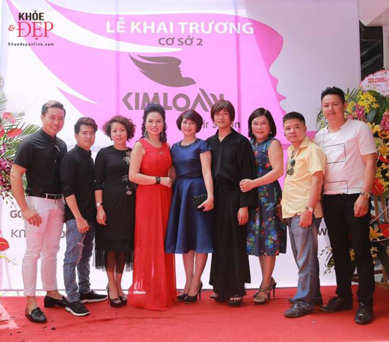 Khai trương Kim Loan beauty salon cơ sở 2 - sông lớn ắt vươn nguồn ra biển cả 11