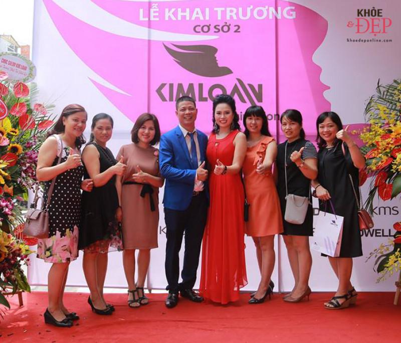 Khai trương Kim Loan beauty salon cơ sở 2 - sông lớn ắt vươn nguồn ra biển cả 9