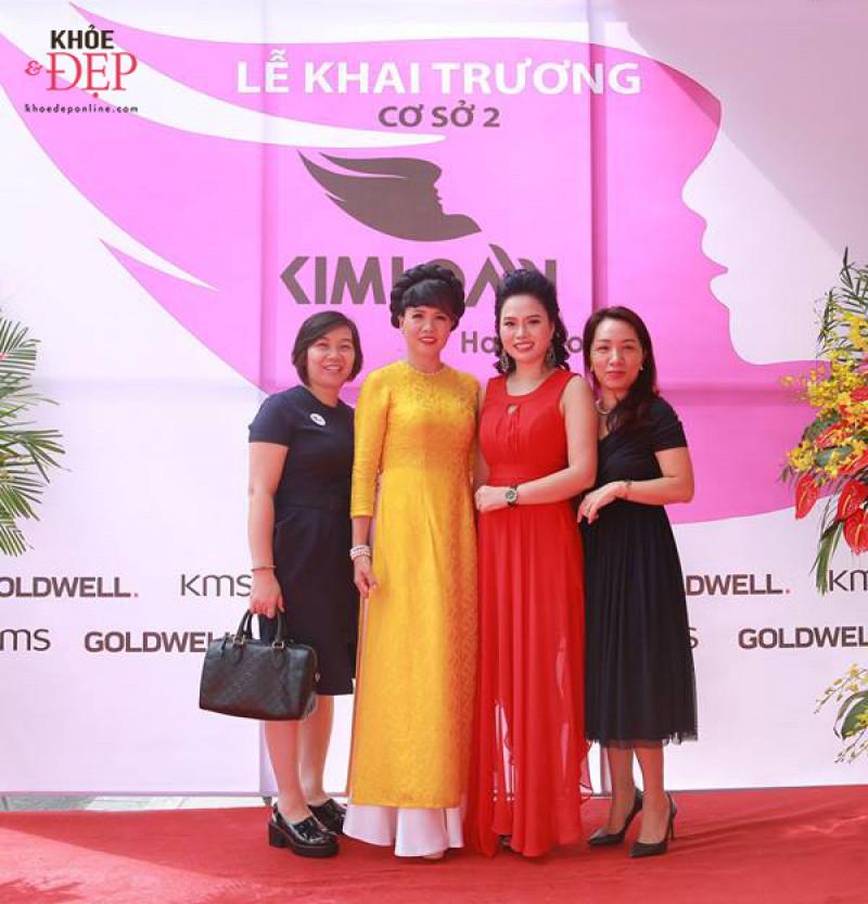 Khai trương Kim Loan beauty salon cơ sở 2 - sông lớn ắt vươn nguồn ra biển cả 5