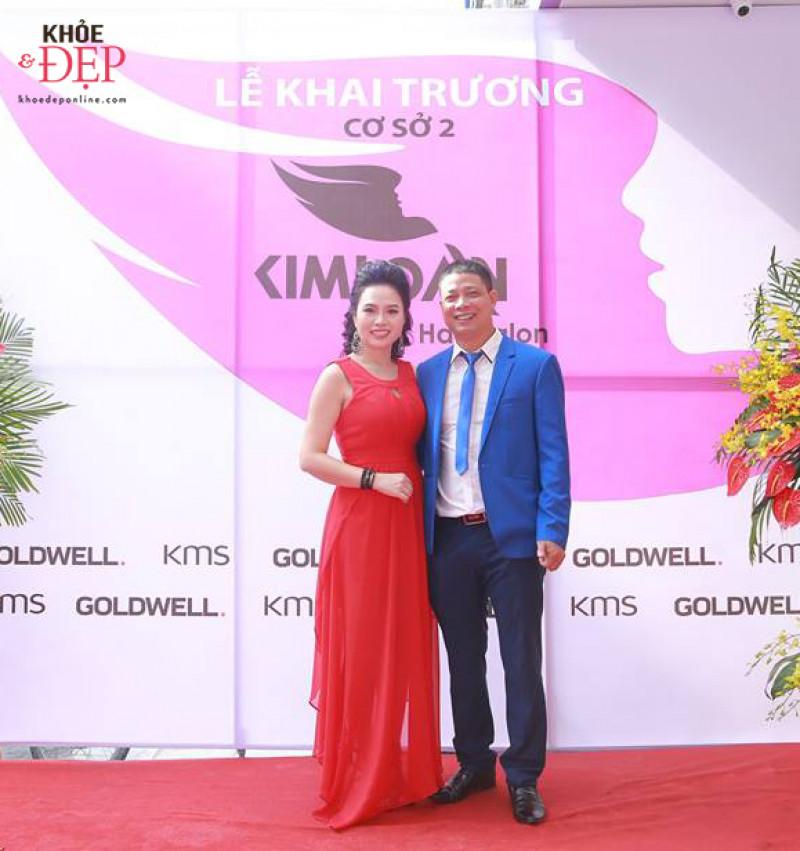 Khai trương Kim Loan beauty salon cơ sở 2 - sông lớn ắt vươn nguồn ra biển cả 7