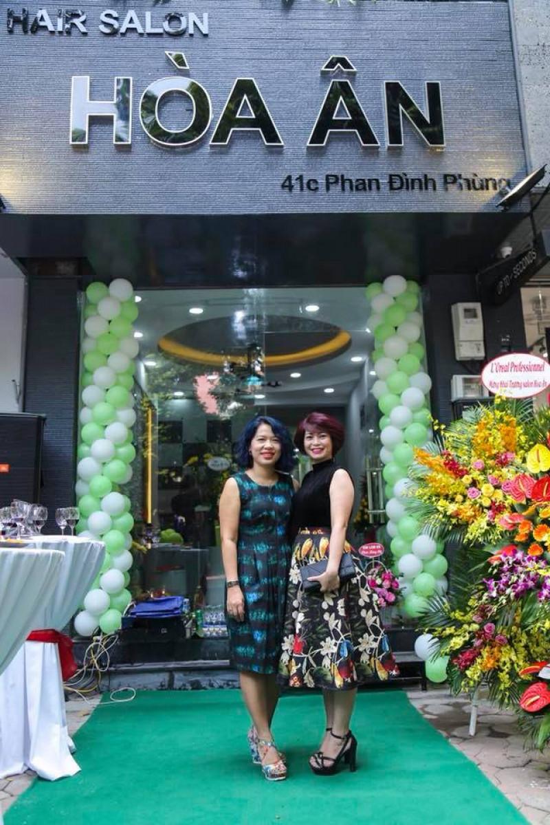 Hòa Ân hair salon - 25 năm một thương hiệu. 14