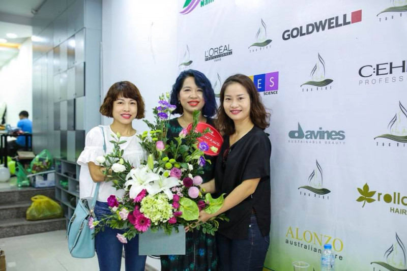 Hòa Ân hair salon - 25 năm một thương hiệu. 11