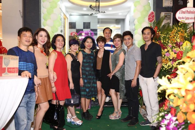Hòa Ân hair salon - 25 năm một thương hiệu. 26