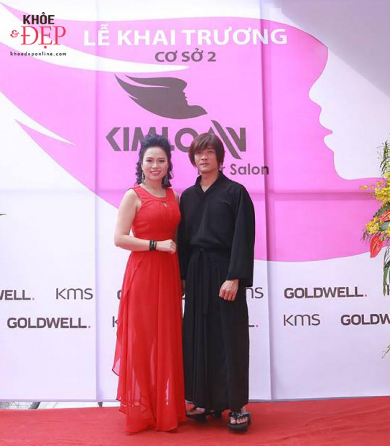 Khai trương Kim Loan beauty salon cơ sở 2 - sông lớn ắt vươn nguồn ra biển cả 3