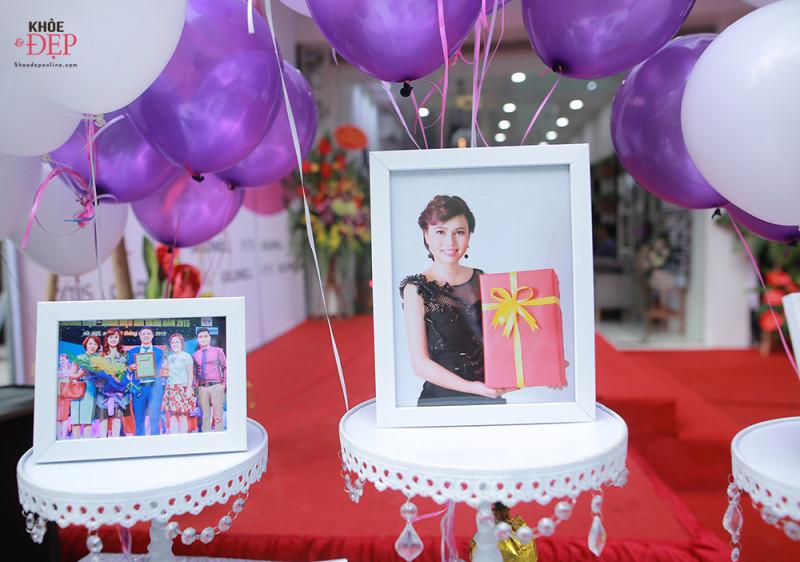 Khai trương Kim Loan beauty salon cơ sở 2 - sông lớn ắt vươn nguồn ra biển cả 13