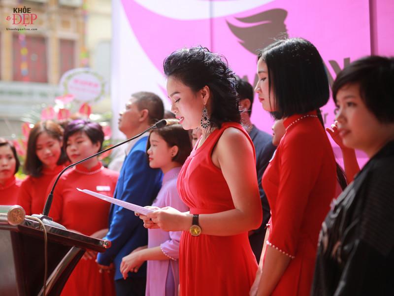 Khai trương Kim Loan beauty salon cơ sở 2 - sông lớn ắt vươn nguồn ra biển cả 19