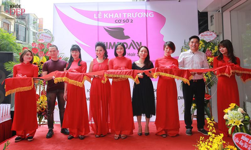 Khai trương Kim Loan beauty salon cơ sở 2 - sông lớn ắt vươn nguồn ra biển cả 15