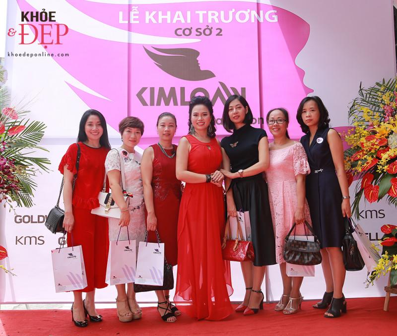 Khai trương Kim Loan beauty salon cơ sở 2 - sông lớn ắt vươn nguồn ra biển cả 16
