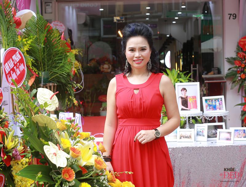 Khai trương Kim Loan beauty salon cơ sở 2 - sông lớn ắt vươn nguồn ra biển cả 20